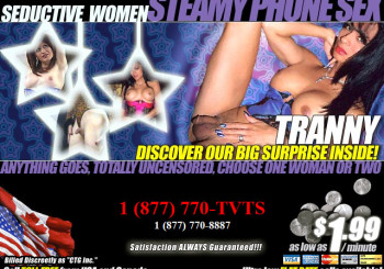 Tranny Phone Sex